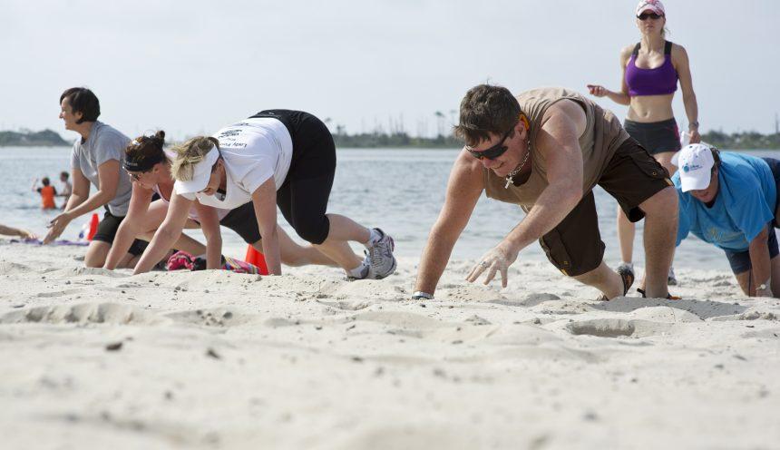 Beach circuit